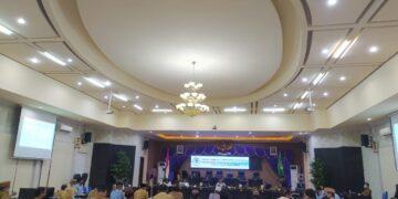 DPRD Kota Gorontalo Bahas Ranperda Pengelolaan Zakat