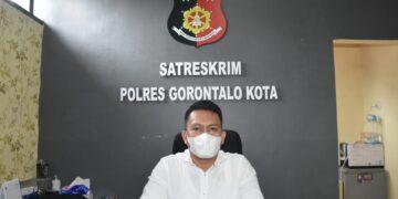 Kasat Reskrim Polres Gorontalo Kota, AKP Laode Arwansyah. (Foto : Istimewa)