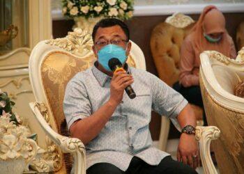 Ketua Komisi A Dewan Kota Gorontalo Erman Latjengke