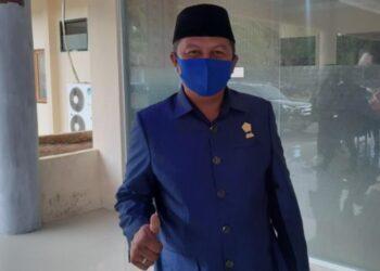 Anggota DPRD Boalemo, Jimadin Hasan. (Foto : Sharenews.id)
