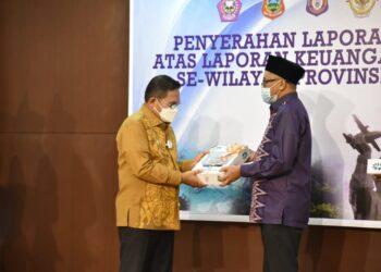 Pemerintah Kota Gorontalo Kembali Raih Opini WTP