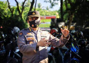 Kabid Humas Polda Gorontalo, Kombes Pol. Wahyu Tri Cahyono. (Foto : Istimewa)