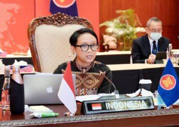 Menteri Luar Negeri Retno Marsudi/Dokumentasi Kementerian Luar Negeri RI