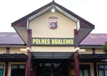 Kantor Polres Boalemo