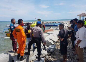 Empat Nelayan asal Pohuwato Nyaris Tenggelam Setelah Dihantam Ombak