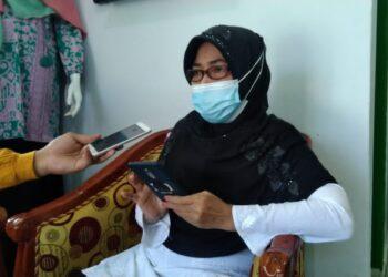 Kepala Seksi Penyelenggaraan Haji dan Umrah (PHU) Kementerian Agama (Kemenag) Gorontalo Utara, Rifka Maladjim. (Foto : Istimewa)