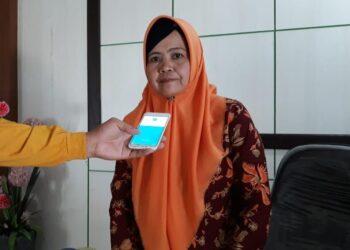Ketua Dharma Wanita Kementerian Agama (Kemenag) Gorontalo Utara, Sartin Poiyo. (Foto : Istimewa)