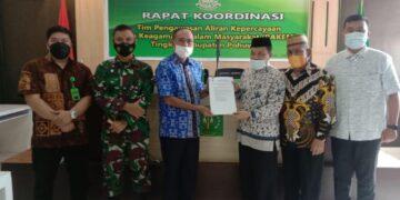 Rapat Koordinasi Tim Pakem Kabupaten Pohuwato ( foto : Istimewa)