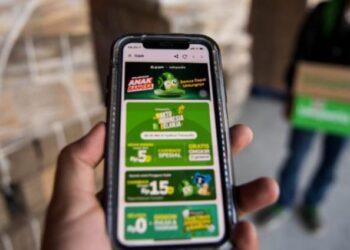 Aplikasi GoTo, kolaborasi bisnis yang dilakukan oleh dua startup raksasa Gojek dan Tokopedia. Diharapkan mampu menciptakan integrasi layanan yang semakin efisien dan mempercepat penguatan bisnis di sektor UMKM. ANTARA FOTO/ M Agung Rajasa