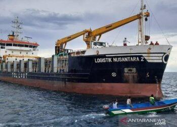 Ilustrasi. Armada tol laut dimanfaatkan masyarakat Morotai sebagai fasilitas angkut yang penting bagi perekonomian kawasan itu. ANTARA FOTO