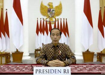 Presiden Joko Widodo (Foto : Infopublik)
