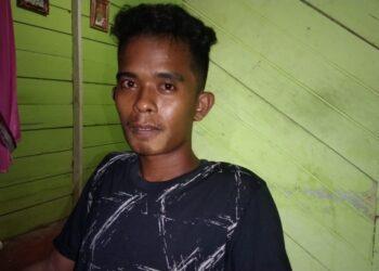Parmin Lihawa (24). (Foto : Istimewa)
