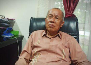 Kepala Badan Keuangan Gorontalo Utara, Husin Haladi. (Foto : Istimewa)