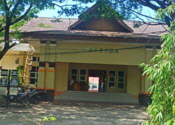 Kantor Bappeda Gorontalo Utara