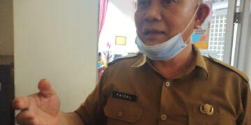 Kepala Bappeda Gorontalo Utara, Faizal Piu.