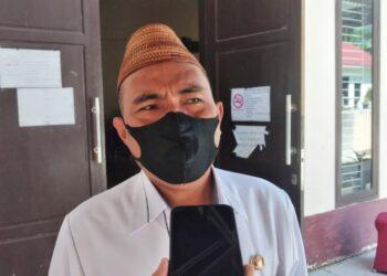 Kepala Dinas Pendidikan Gorontalo Utara, Irawan Usman. (Foto : Istimewa)