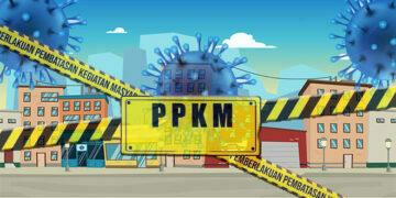 Ilustrasi PPKM Istimewa