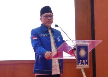 Ketua Umum Partai Amanat Nasional Zulkifli Hasan (Foto: dok. PAN)
