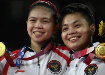 Presiden Berikan Bonus Rp 5,5 Miliar bagi Peraih Medali Emas Olimpiade Tokyo
