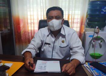 Kepala Dispora Gorontalo Utara, Junus Eraku. (Foto : Istimewa)