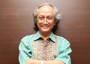 Mudji Sutrisno Budayawan (Foto : Mediaindonesia.com/Immanuel Antonius)